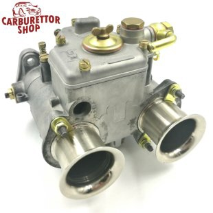 Overhauled Weber Carburetors