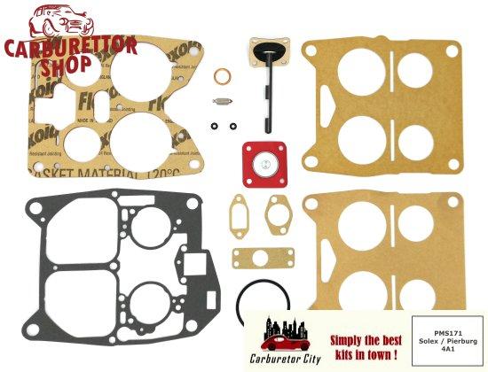Solex Carburetor Service Kits