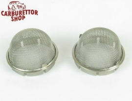 Push-fit Trumpet Gauze for Original Weber 44 and 48 IDF Trumpets