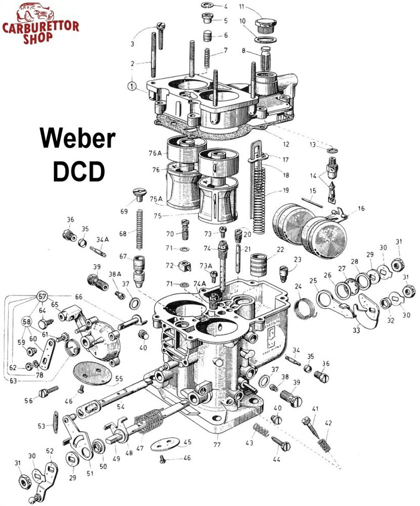 Downloads Drawing A Diagram Weber Dcd Exploded View Parts